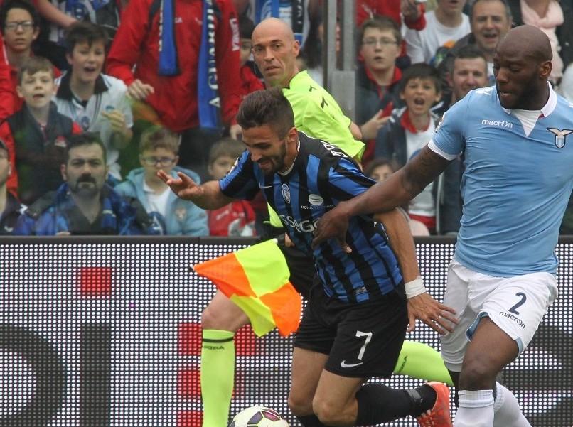03-05-15  Atalanta - Lazio  CAMPIONATO SERIE A TIM 2014-15D'Alessandro