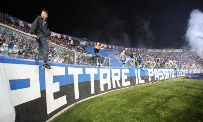 Atalanta-Fiorentina, riecco gli ultras La Curva Pisani riapre a tutti i tifosi