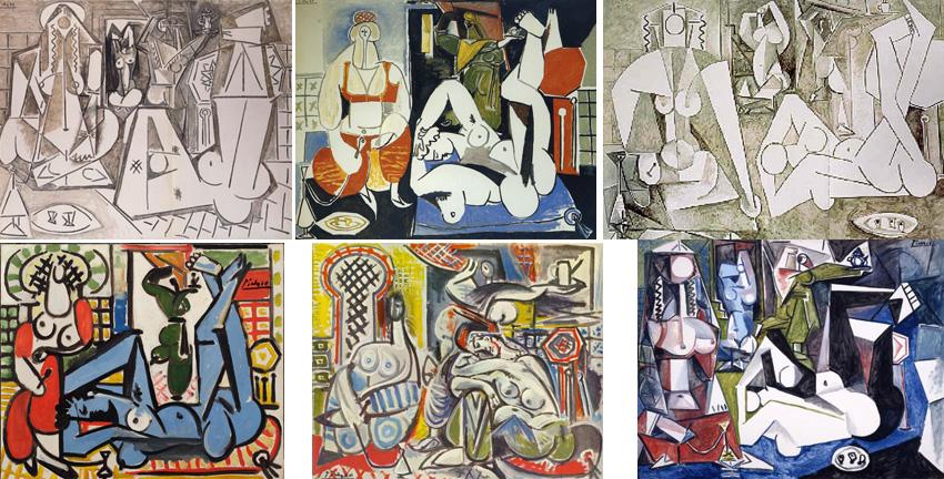 Picasso-LesFemmesDalgerMONT
