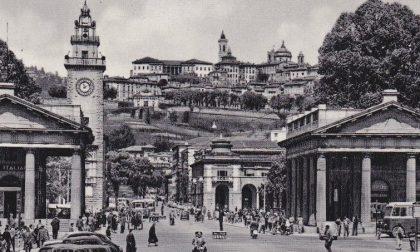 50 cartoline della Bergamo che fu