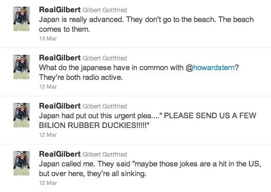 gilbert goffried japan