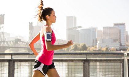Il jogging fa bene anche nel traffico Perciò niente scuse, fuori a correre!
