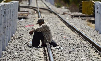 I migranti sul treno verso l'Austria lasciati in stazione perché di colore