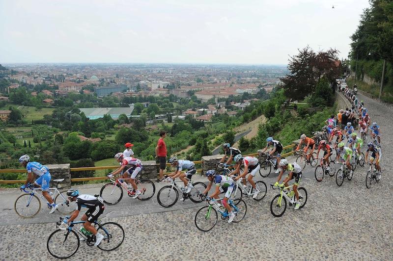 """Giro d'Italia 2011 - Diciottesima tappa """"Morbegno-San Pellegrino Terme"""""""
