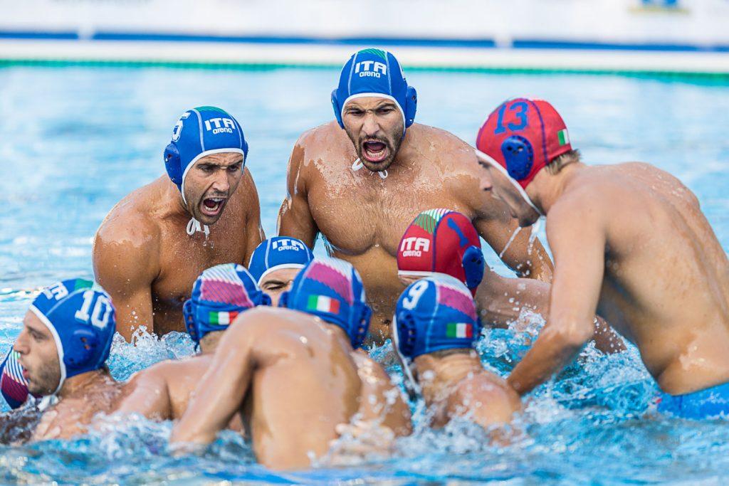 Waterpolo World League Super Final Men Bergamo 2015