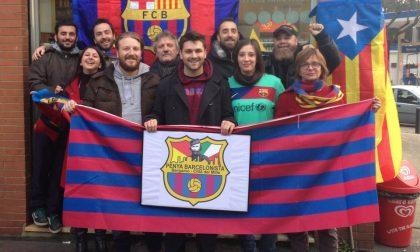Quelli che a Bergamo tifano Barça