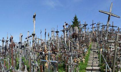 La collina sacra dei lituani