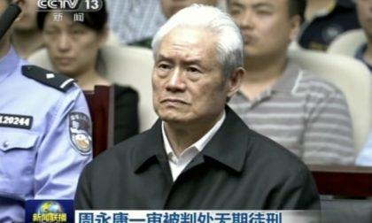 """L'ergastolo alla """"tigre"""" di Pechino"""