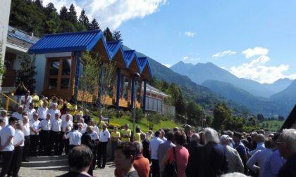 La casa di riposo Don Palla un miracolo in mezzo ai monti