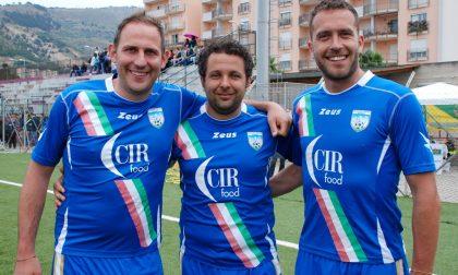 """I """"Tre Tenori"""" bergamaschi della Nazionale italiana dei Sindaci"""