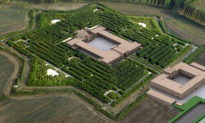 Il labirinto più grande del mondo Tra immagini e video c'è da perdersi