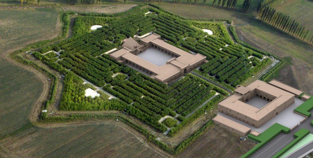 Labirinto della Masona alto