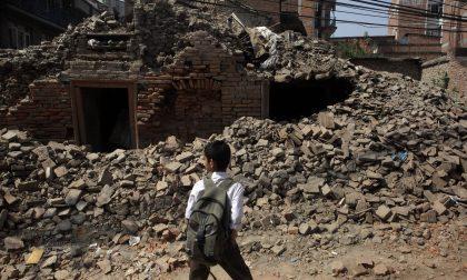 Il Nepal torna a scuola dopo il sisma