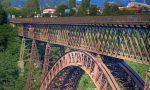 Ponte San Michele, dal 14 settembre via libera alla circolazione dei treni