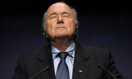 Le dimissioni di Blatter dalla Fifa
