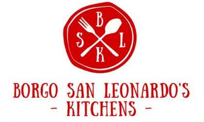 Borgo San Leonardo's Kitchens In 5 vie tutti i sapori del mondo