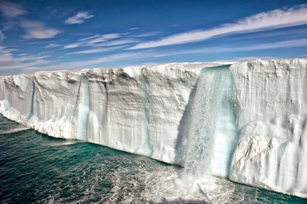 ghiacciai scioglimento