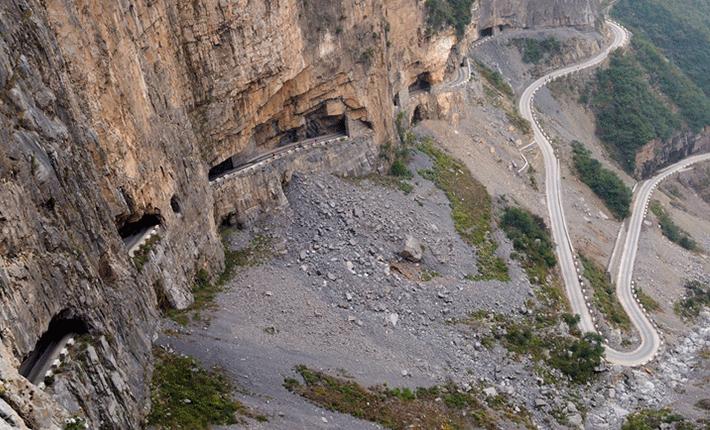 guoliang-tunnel-road