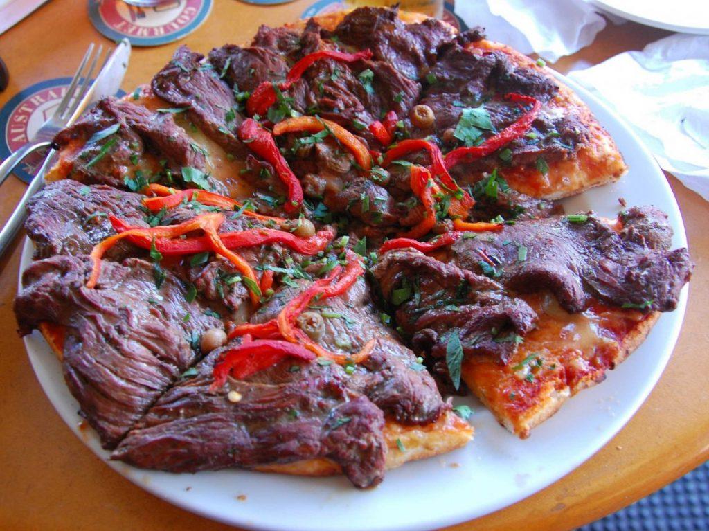 pizza australiana