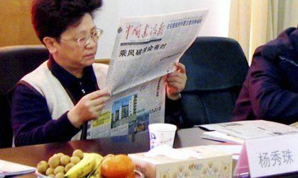 La donna più ricercata dalla Cina