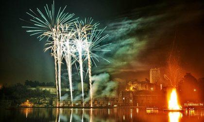 I fuochi d'artificio Franco Pozzi Spettacoli degni di Hollywood