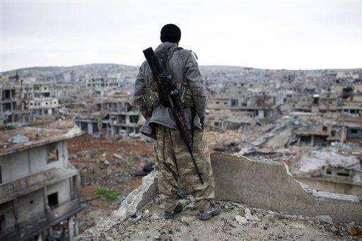 Mideast The Kurds Q&A