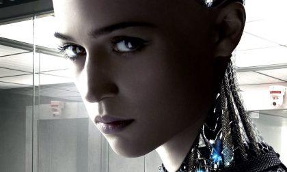 Il film da vedere nel weekend Ex Machina, un'ammaliante robot