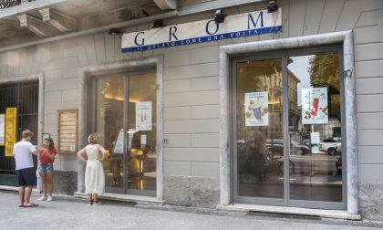 Grom, chiudono undici gelaterie. Bergamo resiste