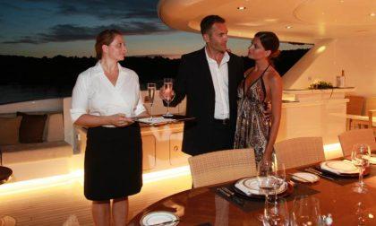 Trovare lavoro sui super yacht (con stipendi da 3mila euro al mese)