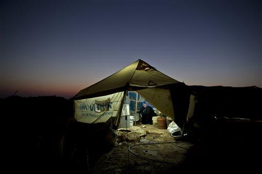 AP10ThingstoSee Mideast Jordan Syrian Refugees Daily Life