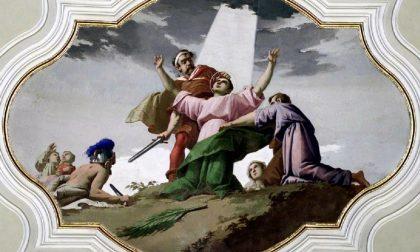 Quei dipinti truci, in stile Isis che adornano il nostro Duomo