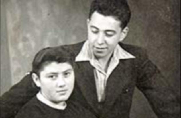 David Szumiraj e Perla