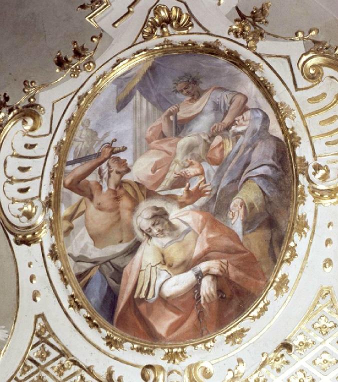 Gariboldi G.B. (1766), Martirio di Sant'Alessandro