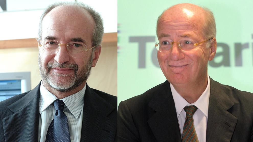 Gianfelice e Paolo Rocca