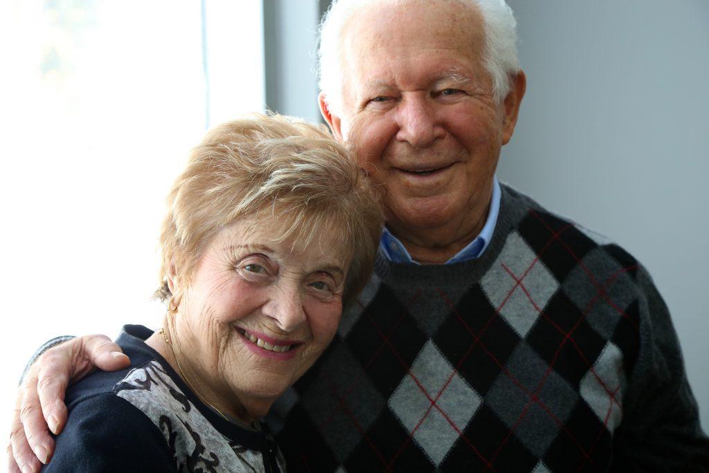 Howard & Nancy Kleinberg Holocaust Survivor