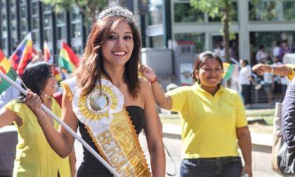 La Bolivia ricorda la sua libertà Festa di musica e colori a Bergamo