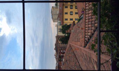 Veduta dai tetti