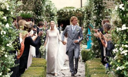 I cinque abiti della Borromeo e gli altri outfit delle nozze dell'anno