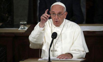 Il presidente del Congresso Usa in lacrime per le parole del Papa