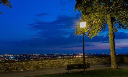 Entro l'anno trentamila punti luce a led in 34 Comuni e lungo le strade provinciali