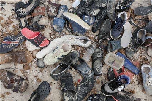 APTOPIX Mideast Libya Migrants