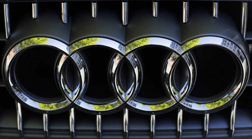 Germany Volkswagen Audi