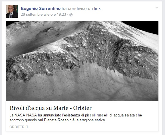 Sorrentino Marte