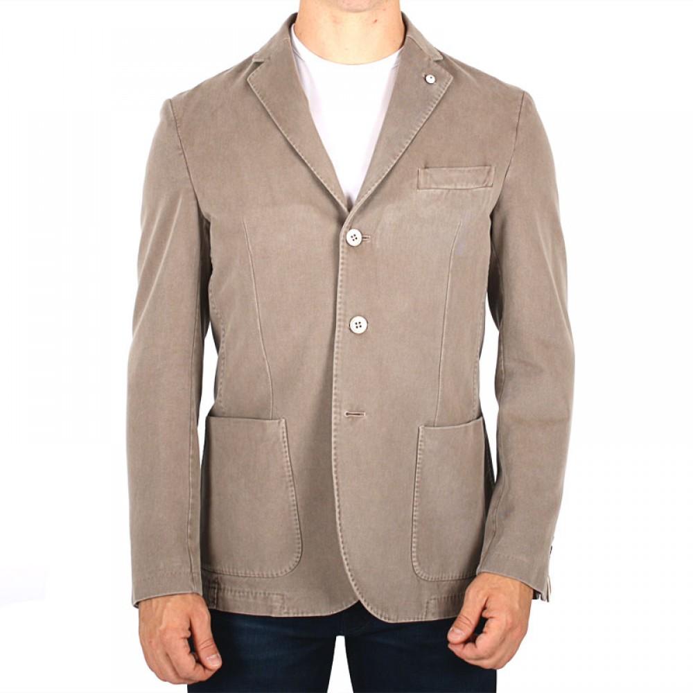 giacca decostruita