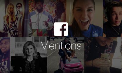 Come funziona Facebook Mentions l'app che possono usare solo le star