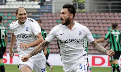 I 10 gol più belli dell'Atalanta È stato il 2015 delle rovesciate