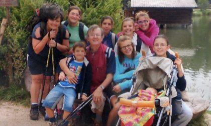 La famiglia di Valbrembo con 8 figli ma forse sono anche più di 20
