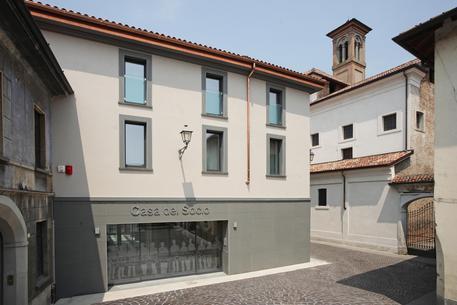 Casa del socio a Caravaggio