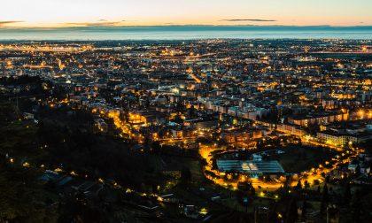 Bergamo, una rete da nord Europa con nuova fibra ottica e hotspot wifi