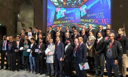 Le giovani start up bergamasche appena premiate a BergamoScienza